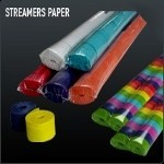 Streamers Paper