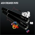 40 cm - Streamers Paper