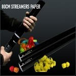 80 cm - Streamers Paper